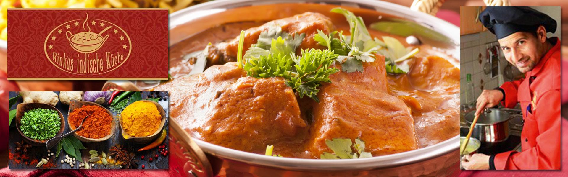 Rinkus indische Küche